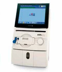 ABL80 FLEX BASIC Version Blood Gas Analyzer