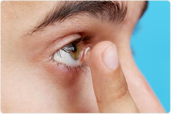 Podem as lentes de contacto causar dores de cabeça  d70cb03b06