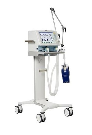 emergency medicine equipment review  compare  get quotes Draeger V500 with Aerogen Draeger V500 Display