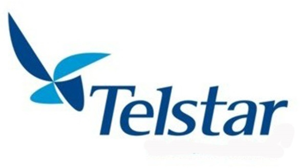 Telstar North America logo.