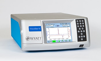 ViscoStar® III Differential Viscometer for GPC from Wyatt Technology