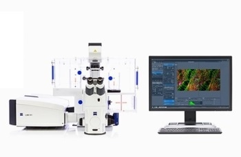 LSM 880 Confocal Microscope with Airyscan from Carl Zeiss