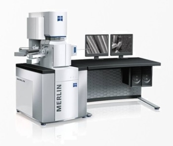MERLIN Scanning Electron Microscope for Life Science Research from Carl Zeiss