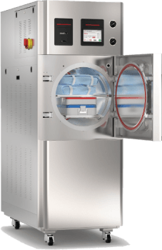 GS Double Door Hospital Autoclaves from Tuttnauer