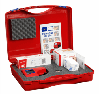 Hemocue 174 Hb 301 System Kit From Radiometer Get Quote