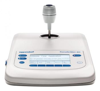 TransferMan® 4m from Eppendorf