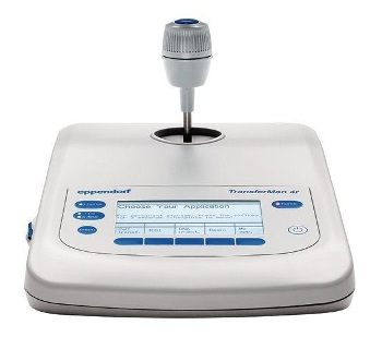 TransferMan® 4r from Eppendorf