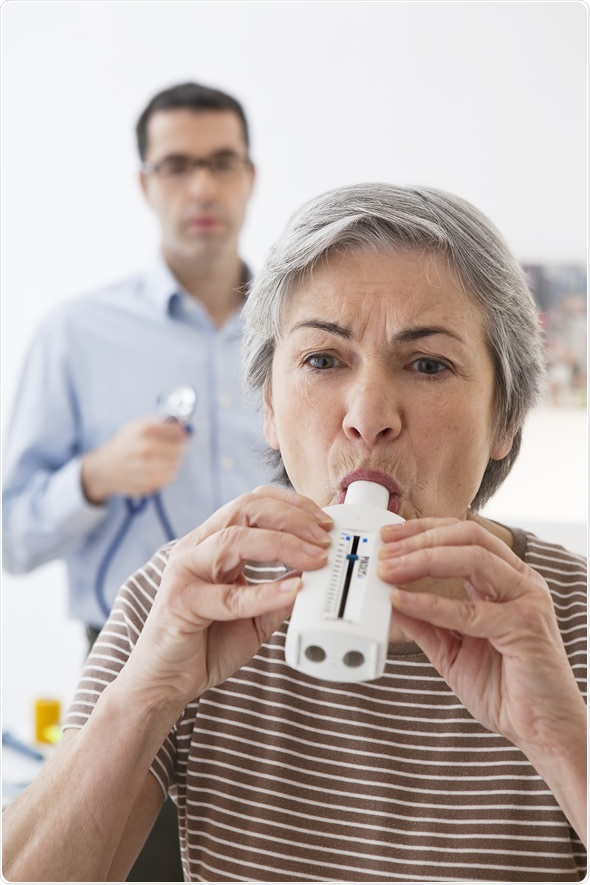 Breathing, Spirometry Elderly P.