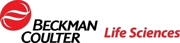 Beckman Coulter Life Sciences logo.