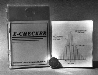 X-Checker for SEM-EDS from Ladd Research Industries