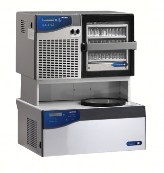 FreeZone 6 Liter Benchtop Freeze Dry Systems with Stoppering Tray Dryers from Labconco