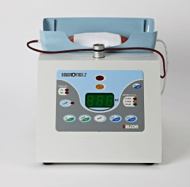 HEMOTEK 2 Electronic Blood Collection Monitor with Auto-Zero from Delcon