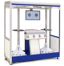 FILTRAmatic Blood Component Filtration Monitoring System from LMB Technologie