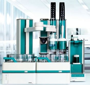 OMNIS Fully Integrated Titration System from Metrohm