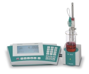 780 pH Meter from Metrohm