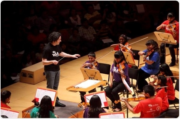 Music instruction improves cognitive, socio-emotional development in young children