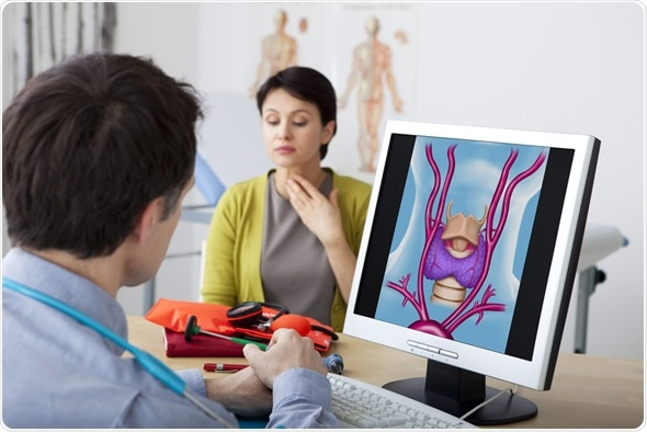 Modern day endocrinology consultation - Image Copyright: Image Point Fr / Shutterstock