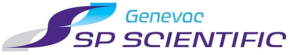 SP Scientific logo.