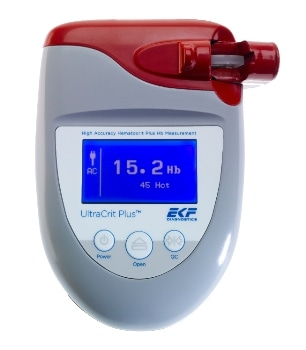 UltraCrit Plus™ Hematocrit Analyzer from EKF Diagnostics