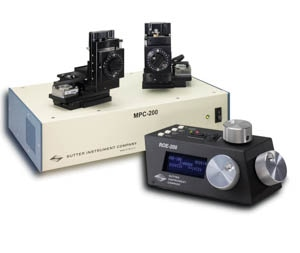 MPC-200/MPC-385/MPC-325 - Multi-Micromanipulator Systems from Sutter Instrument