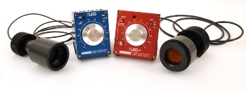 Lambda TLED / TLED+ - LED Transmitted Light Source from Sutter Instrument
