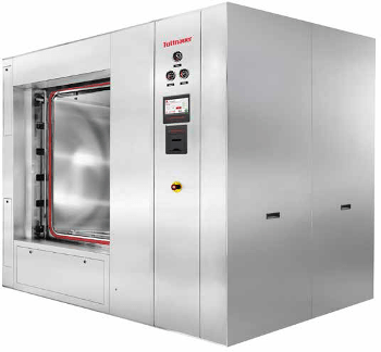 T-Max Large Capacity Autoclaves from Tuttnauer