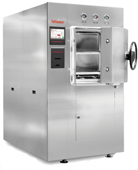 Horizontal 44/55 Autoclave Series from Tuttnauer