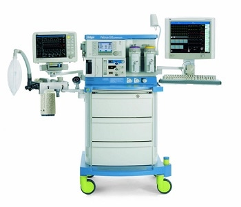Fabius GS Premium Anesthesia Machine from Dräger