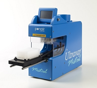 Porvair Sciences' Ultravap Mistral for Laboratory Use