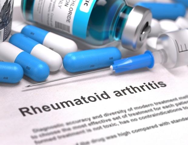 Rheumatoid arthritis arsenic