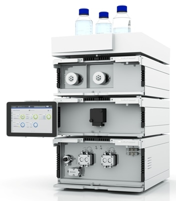 Knauer's AZURA Lab Prep LC 50 HPG System : Get Quote, RFQ