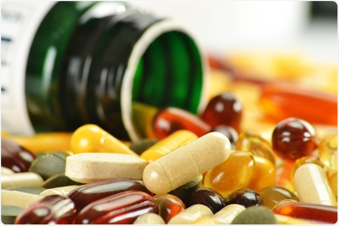 Diet Supplements and Liver Problems