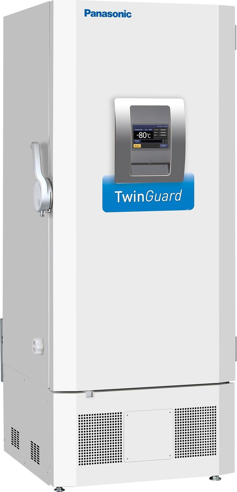 TwinGuard freezer range from Panasonic enable secure sample