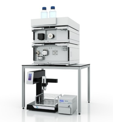 Knauer's AZURA Lab Bio LC 10 Gradient System for Complex FPLC Applications