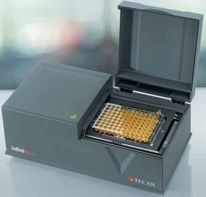 Infinite F50/Robotic Absorbance Microplate Readers from Tecan