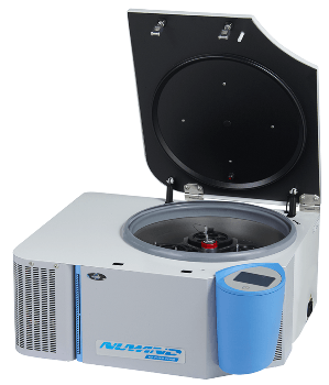 NuAire's NuWind NU-C300R General Purpose Benchtop Refrigerated Centrifuge