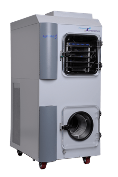 LyoStar 3 Freeze Drying Equipment from Genevac