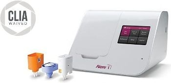 CLIA-Waived Molecular Rapid Flu Test from Alere