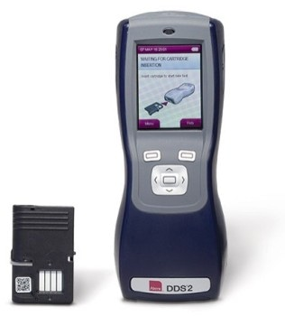 Alere DDS®2 Mobile Test System for Rapid Screening for Drugs of Abuse in Oral Fluid