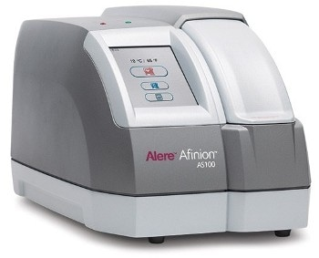 Afinion™ AS100 Analyzer from Alere