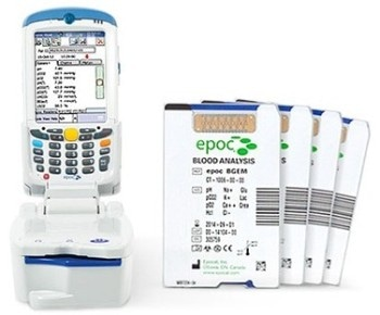 epoc® Blood Analysis System from Alere
