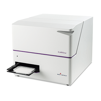CLARIOstar Microplate Reader from BMG LABTECH