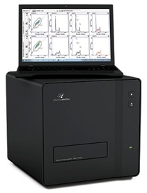NucleoCounter® NC-3000™ Cell Analyzer from ChemoMetec
