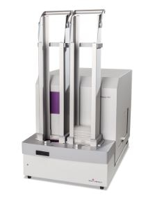 Stacker Microplate Handling System for Rapid Throughput from BMG Labtech