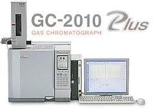 GC-2010 Plus High-end Gas Chromatograph from Shimadzu