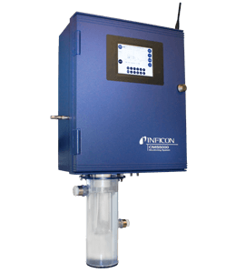 CMS5000 Monitoring System from Inficon