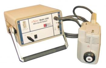 Battery Operated zNose® - Model 4300 from Electronic Sensor Technology