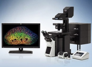 FV3000 Confocal Laser Scanning Microscope from Olympus Life Science Solutions