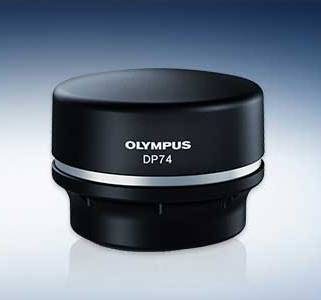 DP74 Color and Monochrome Camera from Olympus Life Science Solutions