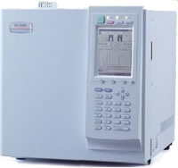 GC-2025 Energy-Saving Gas Chromatograph from Shimadzu